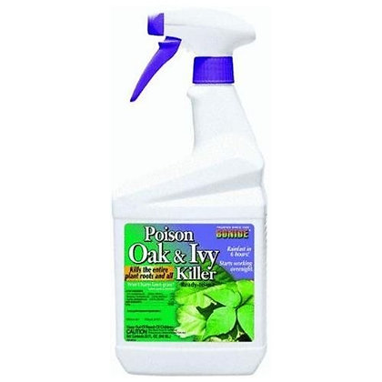 Bonide Products Inc P-Poison Oak & Ivy Killer Ready to Use 1 Quart