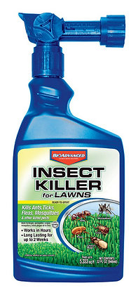 Bayer 7664733 Insect Killer for Lawns 32 Oz