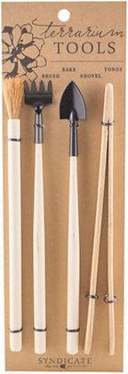 Syndicate Home & Garden 9680-12-00 Terrarium Tool Kit