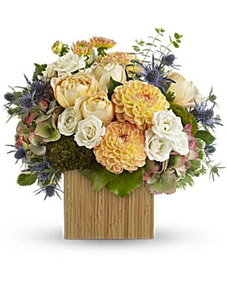 Desert Rose Bouquet by Teleflora
