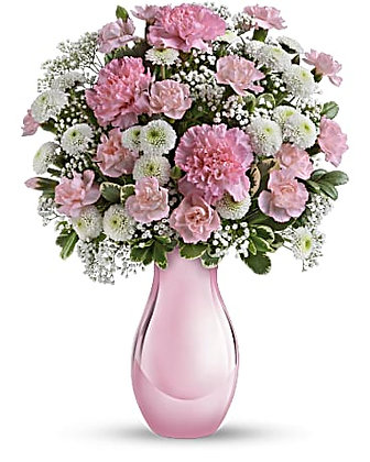 Teleflora's Radiant Reflections Bouquet
