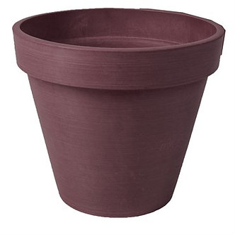 Algreen Rnd Band 10D x 8 Purple Planter