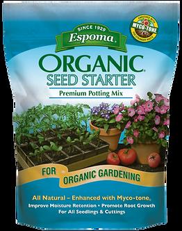 Espoma Organic Seed Starter Potting Mix 8 qt