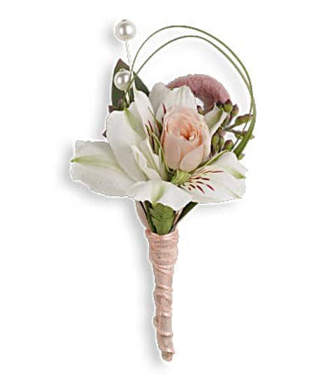 Call Me Darling Boutonniere