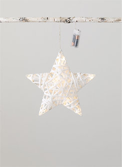 STAR LED 12 BATTERY-OPERATED