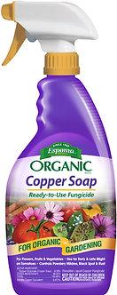 Espoma Organic Copper Soap 24 oz