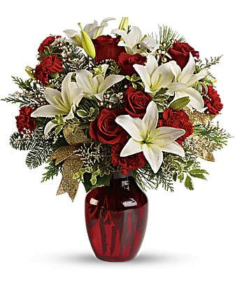 Winter Riches Bouquet