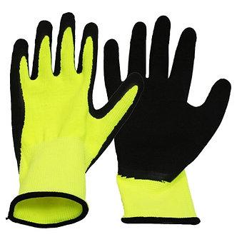 Boss Mfg Co Glove Ladies String Knit Blk S 8412B