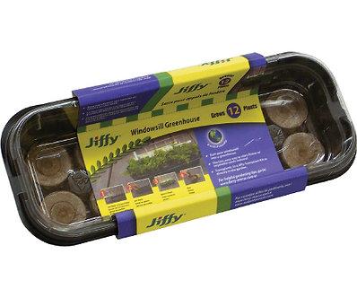 Jiffy 7 Greenhouse 12 Bonus Pack