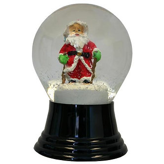Snowglobe - Medium Santa Claus