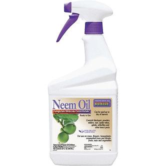 Bonide Neem Oil Rtu Qt