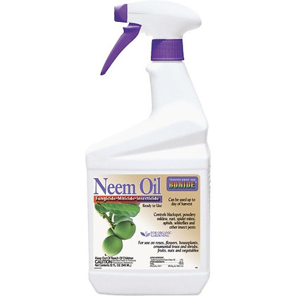 Bonide Neem Oil Rtu Qt 022 Unit: EACH