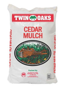 Cedar Mulch 2 cu ft