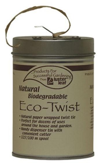 4.25' Nat Eco Twist  Luster Leaf  406-DISC