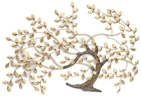 WINDSWEPT TREE WALL DECOR