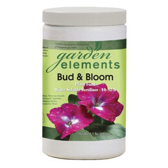 Garden Elements Budd and Bloom Plant Food