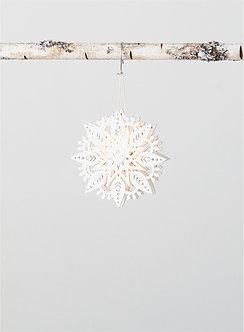 ORNAMENT LED SNOWFLAKE