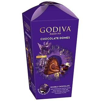 Godiva Double Chocolate Dome