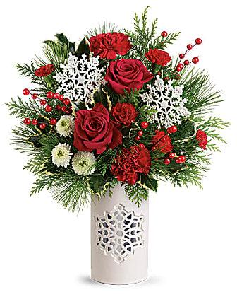 Teleflora's Flurry Of Elegance Bouquet
