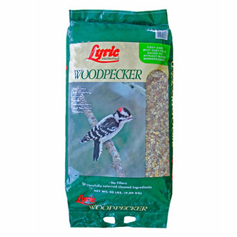 Lyric Wood Pecker Bird Food 20 lbs
