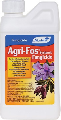 Monterey Agri-fos Systemic Fungicide Concentrate 16 Ounce