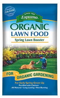 Espoma Organic Lawn Food 30 lbs