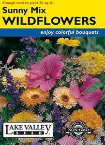 WILDFLOWERS SUNNY MIXTURE