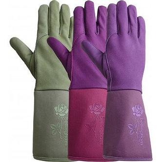 LFS Glove C7353ACM Tuscany Womens Gauntlet Glove Medium