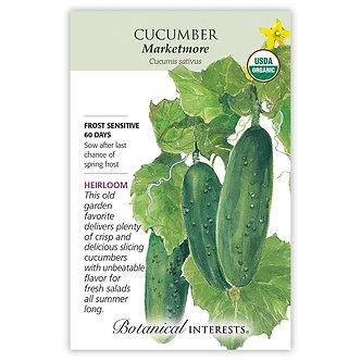 Cucumber Marketmore Org