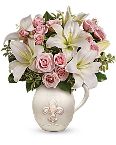 Teleflora's Fleur-de-Love Bouquet