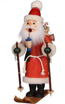 Nutcracker - Santa on Skis