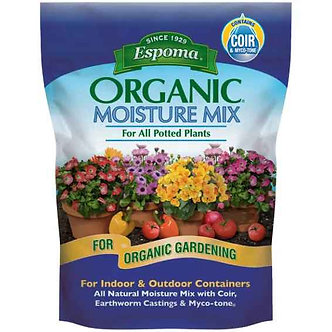 Espoma Organic Potting Mix w/ Moisture Control 8 qt