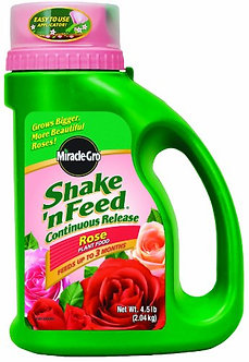 ROSE FOOD SHAKEFEED RTU 4.5LB
