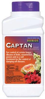 Captan Fruit Ornamental Fungicide Concentrate