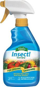 Espoma Company-Insect-Insect Spray 12 Oz