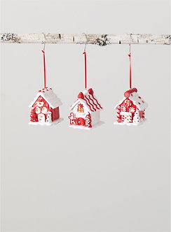 ORNAMENT CANDY HOUSE