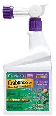 Bonide Products 066 Weedbeater Plus Crabgrass Ready to Spray