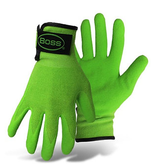 Boss Guardian Angel Sandy Nitrile Palm Glove - Small