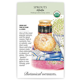 Sprouts Alfalfa Org
