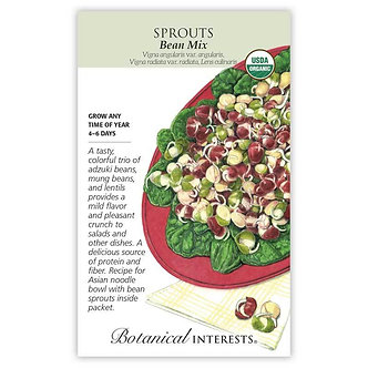 Sprouts Bean Mix Org