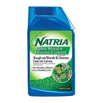 NATRIA  24 Oz Lawn Weed & Concentrated Disease Control Liquid Green