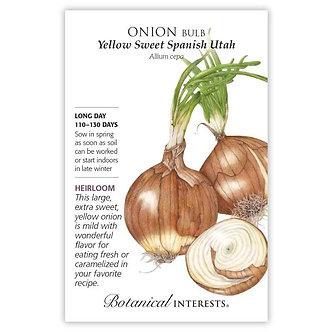 Onion Bulb Ylw Swt Spanish Utah (LD)