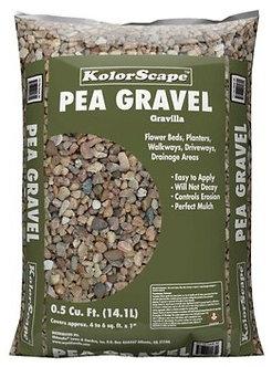 Kolorscape Pea Gravel .5 cubic feet