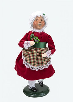 DANCING MRS CLAUS