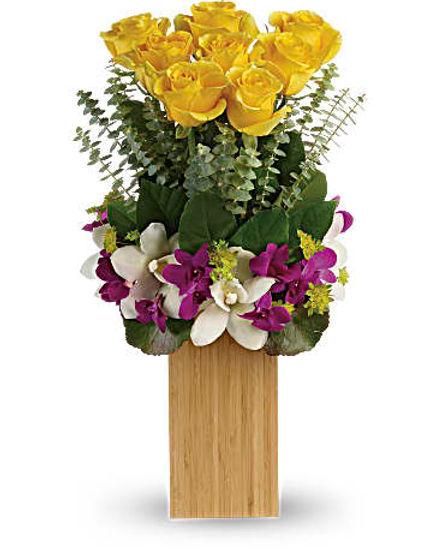 Teleflora's Burst Of Sunshine Bouquet