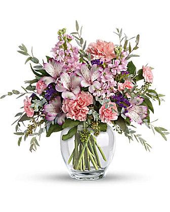 Teleflora's Pretty Pastel Bouquet
