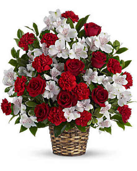 Beauty and Devotion Bouquet