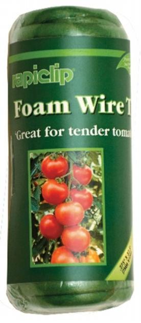 Lusterleaf Rapiclip Foam Wire Tie  835