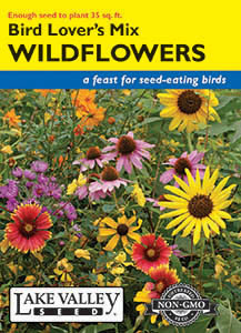 WILDFLOWERS BIRD LOVER'S MIX