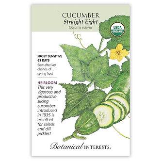 Cucumber Straight Eight Org